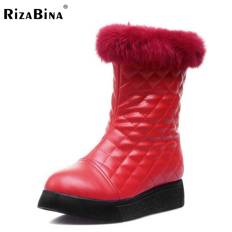 women platform boots martin half short boot fashion warm cotton snow winter botas brand footwear shoes P20448 size 34-39 nemaonesize 34 43 women flat half short ankle boots winter snow boot cotton quality fashion buckle footwear warm botas shoes