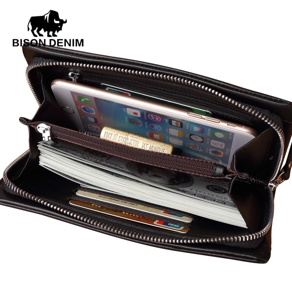 genuine wallet for men zipper Estilo : Men Wallets