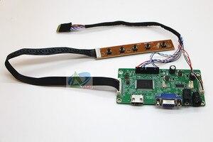 """Image 2 - HDMI+VGA+AUDIO Signal Controller Board 10.1"""" 18.4"""" LCD EDP Controller Board 30Pin needle laptop LCD controller board"""