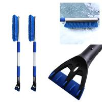 AUTO Car Styling Car 34 Inch Snow Ice Scraper SnoBroom Snowbrush Removal Brush Hand Tool Shovel