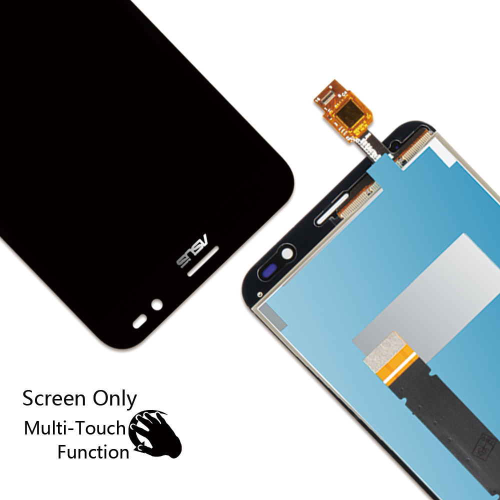 Original 5.5 ASUS Zenfone Go TV ZB551KL LCD Display X013DB TD-LTE Touch screen with Frame Digitizer Assembly Replacement