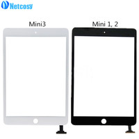 New Touch Screen Digitizer Front Touch Panel Glass For IPad Mini 1 2 3 TouchScreen Replacement