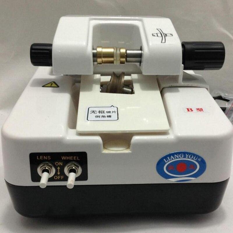 LY-11B Beveling Machine automatic chamfer machine chamfering device for lens machine
