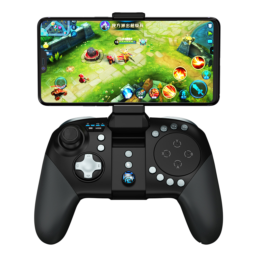 Image 2 - GameSir G5 with Trackpad and Customizable Fire Buttons, Moba/FPS/RoS Bluetooth Wireless Game Controller For Android Phones-in Gamepads from Consumer Electronics