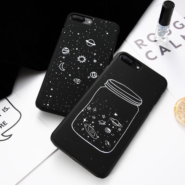 FLOVEME Téléphone étui pour iphone 6 6s De Luxe Modèle Mignon Couverture de PC Dur étuis pour iphone 7 8 Plus X 6 6S 5 S 5 SE XS Max XR Coque