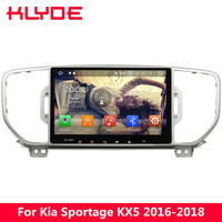 KLYDE 9 IPS Octa Core PX5 4G Android 8.0 7.1 4GB RAM 32GB ROM Car DVD Multimedia Player Radio Stereo For Kia Sportage 2016 2017
