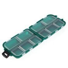 Mini Potable Plastic Fishing Box