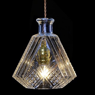 Bottle Hanging Lamp Modern LED Pendant Lights Fixtures For Home Lighting, Luminaria Lustres E Pendentes De Sala 50cm aluminium luz pendente modern lamp designs ph artichoke pendant lights for home white luminaria 110v 220v