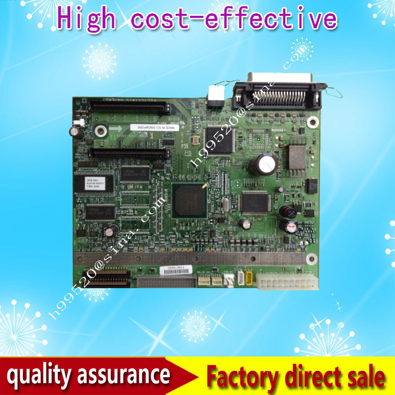 FOR HP Designjet 510 510ps main logic board MAIN PCA CH336-60008 CH336-67002 formatter board Mother board plotter parts electronics module formatter main logic board for hp designjet 510 510ps ch336 67002 plotterparts original used plotter parts