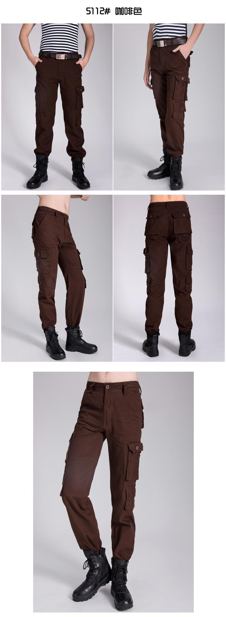 Военные печатные тренировочные брюки зимние мужские брюки-карго Теплые повседневные мешковатые штаны