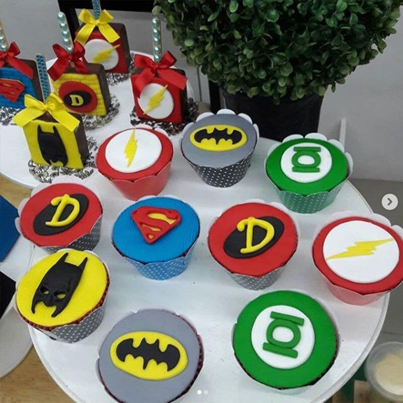 Fabulous Cute Movie Green Lantern Cookie Cutter Made 3D Printed Fondant Funny Birthday Cards Online Amentibdeldamsfinfo