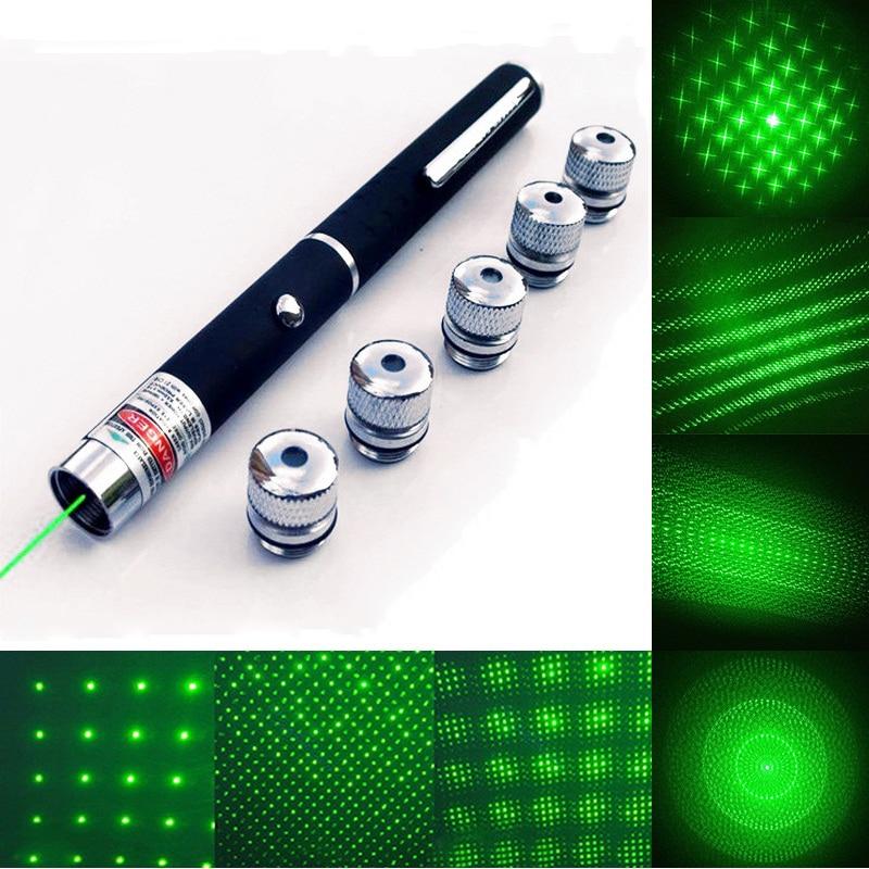 Starry 5mW 532nm Green Laser Pen Stars Laser Pointer With Clouds Sparkling Stars Lantern Time Tunnel Pattern Lazer No Battery laser hijau jarak jauh