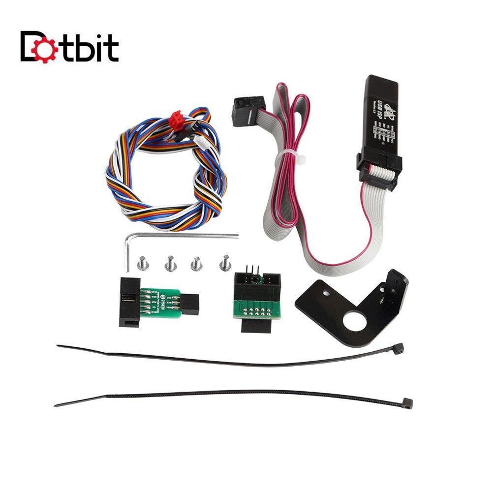 Kit de suporte da placa do adaptador do toque da peça da impressora 3d bl para CR-10/Ender-3/Ender-3 pro acessórios da impressora 3d