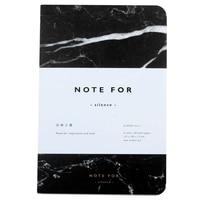 Блокнот для тишины Записная книжка Дневник для рисования 80 листов креативный школьный блокнот бумага эскиз книга для офиса школьные принад...