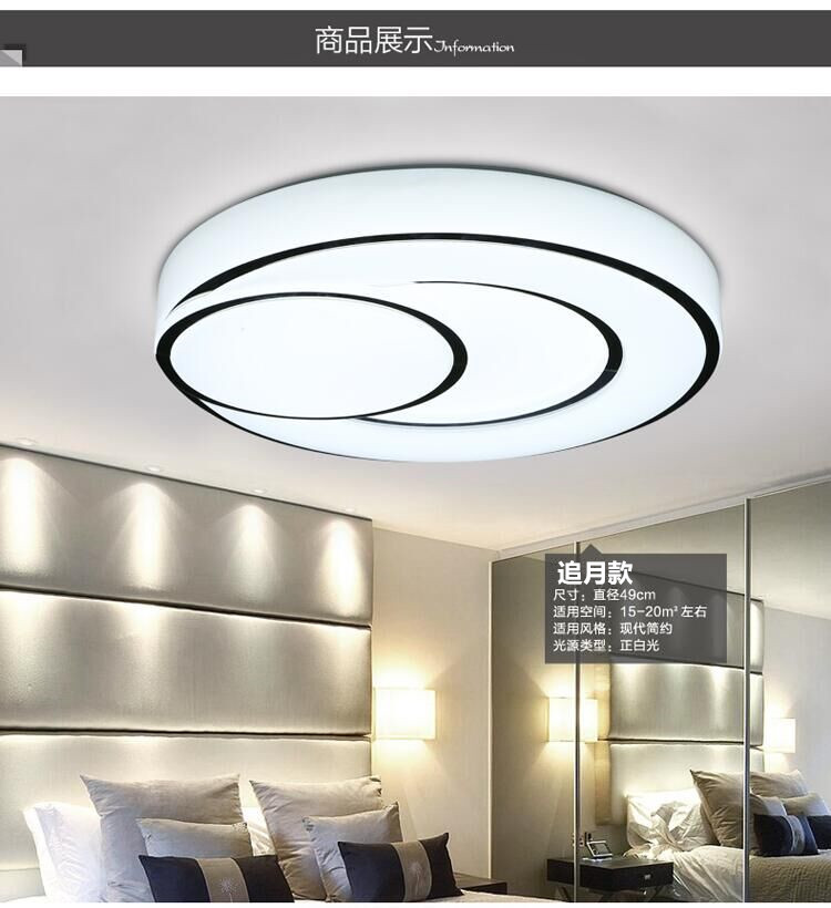 aliexpress koop moderne plafond led plafond verlichting lotus