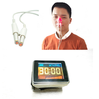 semiconductor laser therapy Heart attack myocardial infarction 13 laser beams cold laser device