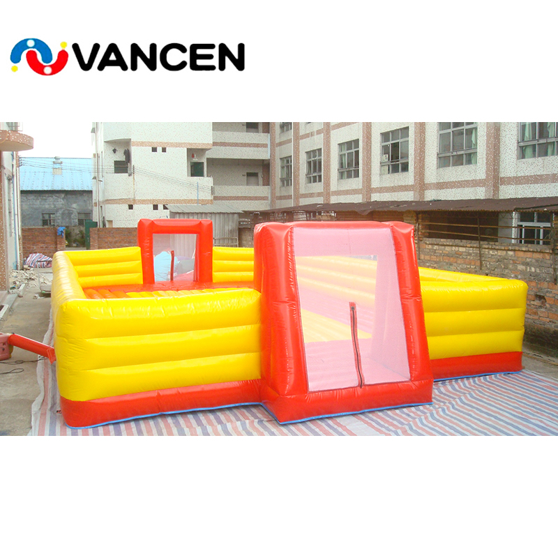 18*9*2m Inflatable water field soccer field inflatable football game field for adults