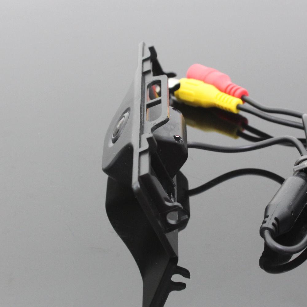 Liislee Автомобильная камера заднего вида для Roewe 550/камера заднего вида/HD CCD RCA NTST PAL/лампа номерного знака OEM