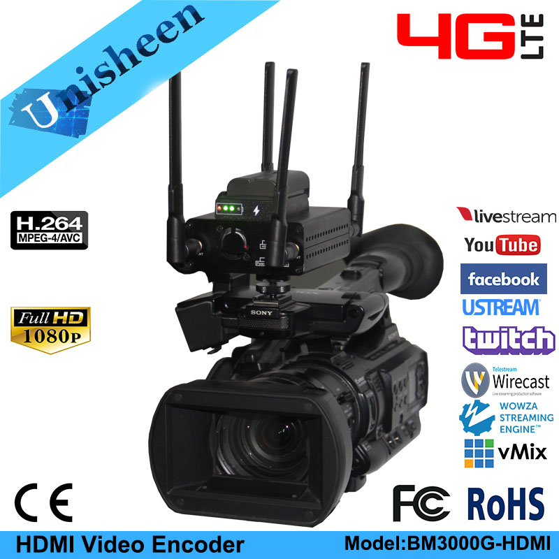 4G Stream H.264 wifi HDMI Video Encoder HDMI Transmitter ip encoder live Broadcast encoder wireless H264 iptv encoder 033 0512 8 encoder disk encoder glass disk used in mfe0020b8se encoder