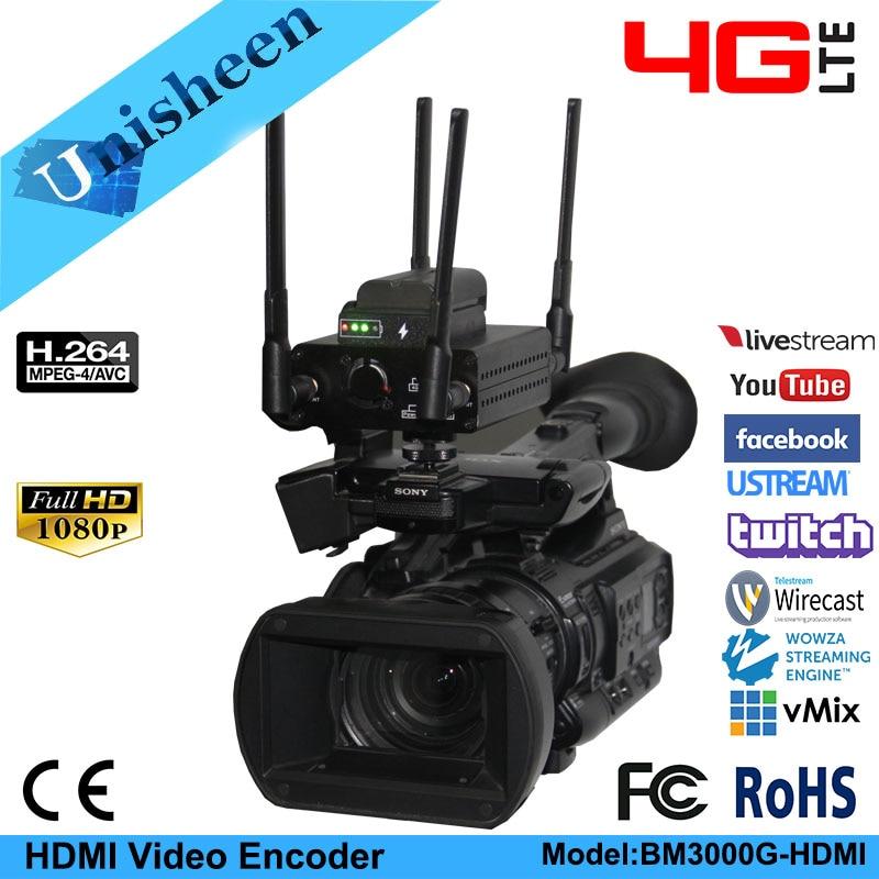 4G Stream H.264 wifi HDMI Video Encoder HDMI Transmitter ip encoder live Broadcast encoder wireless H264 iptv encoder niorfnio portable 0 6w fm transmitter mp3 broadcast radio transmitter for car meeting tour guide y4409b