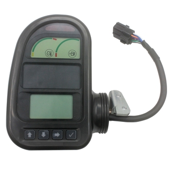 EC290BLC EC290B Ekskavatör Monitör Ekran Paneli VOE 14515555 için program ile Volvo, 1 yıl garanti