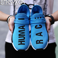BTKSYXGS 2018 Lovers Men Casual Shoes Male Fashion Comfortable Breathable Mesh Walking Men S Flats Shoes