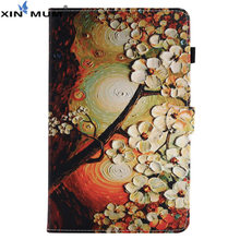 Fashion Smart Cover Cases For Samsung Galaxy Tab E T560 SM-T560 T561 Flip PU Leathers For Samsung Galaxy Tab E 9.6 Case