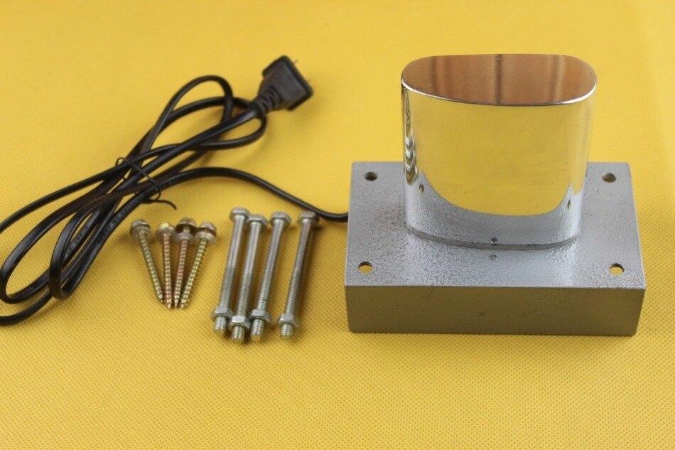 Violin/viola side panel rib tools, electric iron 220V, Violin maker tools