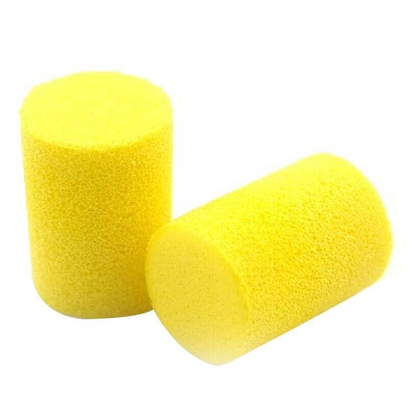 100 x 3M 1100 Classic Soft Ear Foam Plugs Defenders Protectors Earplugs Sleeping