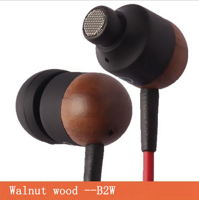 diy wooden earphone bass sound