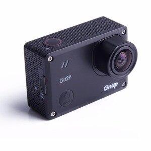 Image 3 - GitUP Git2P 90 Gradi Lens Macchina Fotografica di Azione di 2K Wifi Sport DV Full HD 1080P 30m Impermeabile mini videocamera da 1.5 pollici Novatek 96660