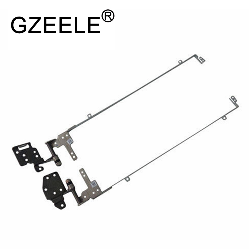 GZEELE NEW for Acer for Predator Helios 300 PH317-51 Laptop Left & Right Lcd Hinge Set new original for epson ds6500 ds7500 ds5500 hinge right hinge assy free stop