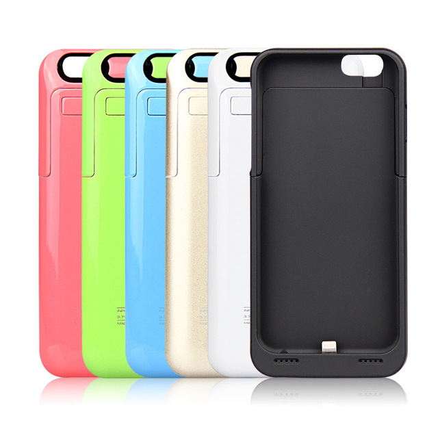 promo code c61f4 922ee US $17.7 |New 3500mAh Rechargeable External Power Bank Charger Pack Backup  Battery Case Cover for iPhone 6 6s 4.7