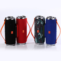X86 Portable Outdoor Bluetooth Speaker Led Light Bluetooth Sound Box Wireless Bluetooth Speaker