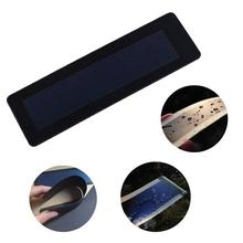 Cewaal 0.5W 2V Thin Film Flexible Solar Panel Supply Power Bank Cells Peel Stick Phone  Batteries Charge Waterproof Solar Cell high efficiency amorphous silicon thin film solar cells