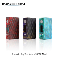 Electronic Cigarettes Innokin BigBox Atlas 200W TC Resin Box MOD Powered By Dual 18650 Battery Vape Vaporizer VS VOOPOO VMATE