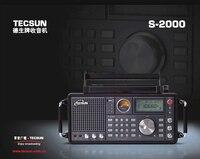 Tecsun s-ham radio nghiệp dư ssb kép chuyển đổi pll fm/mw/sw/lw ban nhạc air