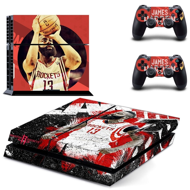 HOMEREALLY PS4 Stickers KING DOM HEARTS Cover Decal PS4 Skin Sticker For Sony Play Station 4 Console and Controller Skin