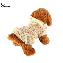 Top Quality Summer Teddy Pet Small Dog Clothes Breathable Vest Puppy Dress Costume Apparel