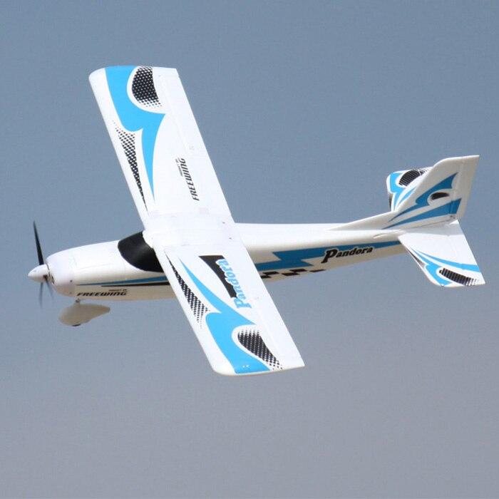 Freewing Pandora Electric RC Plane Trainer PNPFreewing Pandora Electric RC Plane Trainer PNP