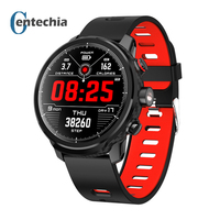 IP68 Waterproof Smart Watch men Fitness sport Tracker pedometer Heart Rate health Monitor for IOS Android Smartwatch pk amazfit