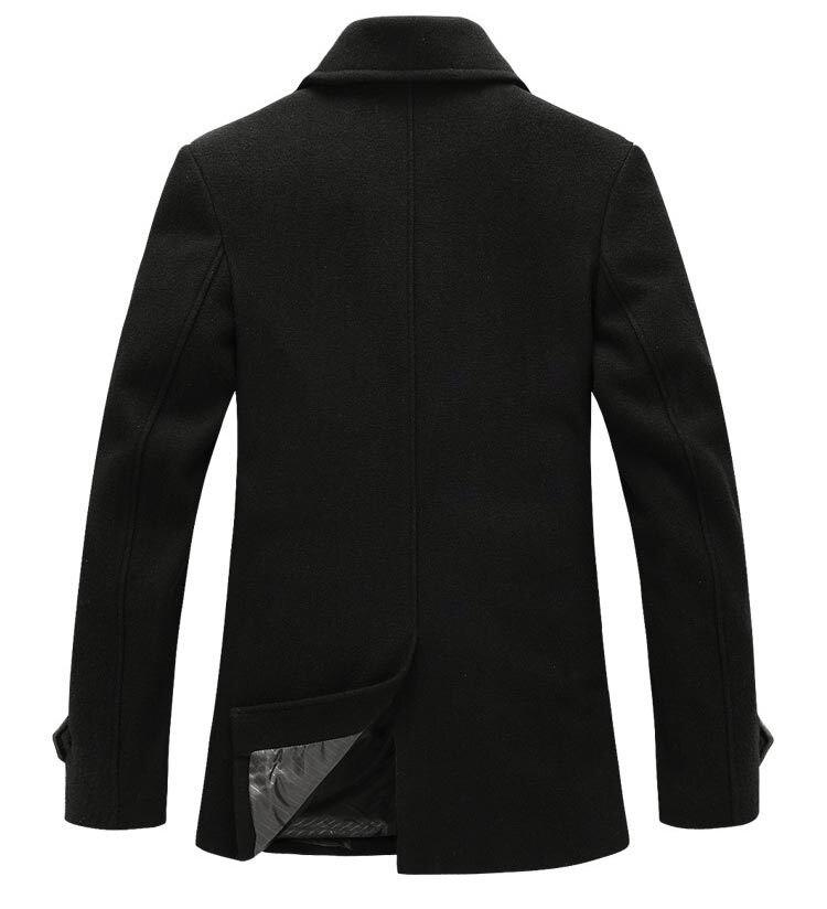 Aliexpress.com : Buy 2017 New Arrival Pea Coat Men Winter Fashion ...