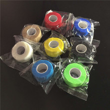 BD147 Best quality classical Self-adhesive Non-woven Fabrics Colorful Bandage For Sports Safety more 10colors цена