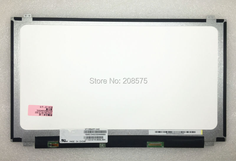 Free shipping NT156WHM-N42 LP156WH3 TPS1 LP156WHU TPA1 N156BGE-EA1 EB1 B156XW04 V.8 V.7 B156XTN03.1 30pin Display Laptop Screen цена