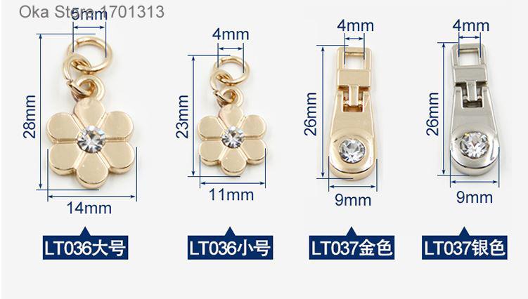 zipper D5