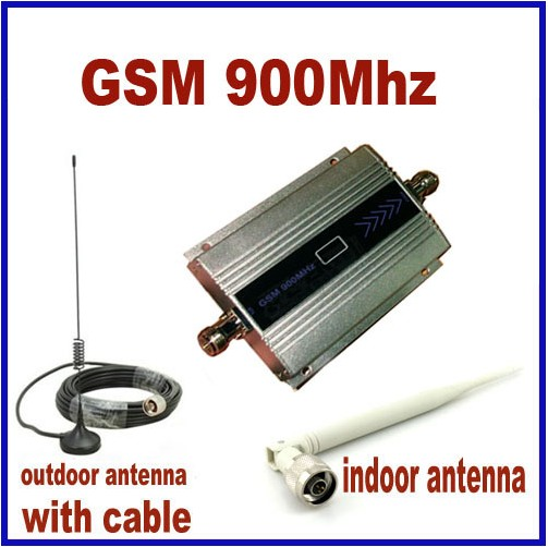HOT SALE!!! High MINI Cellphone Signal GSM 900mhz Booster Amplifier, Cellphone Signal Repeater, Mobile GSM900 Repeater Amplifier