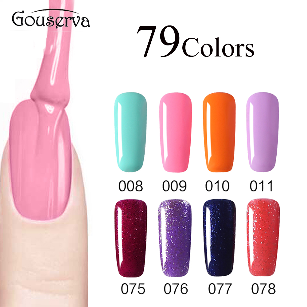 Gel-lacquer Vogue. Advantages and customer reviews