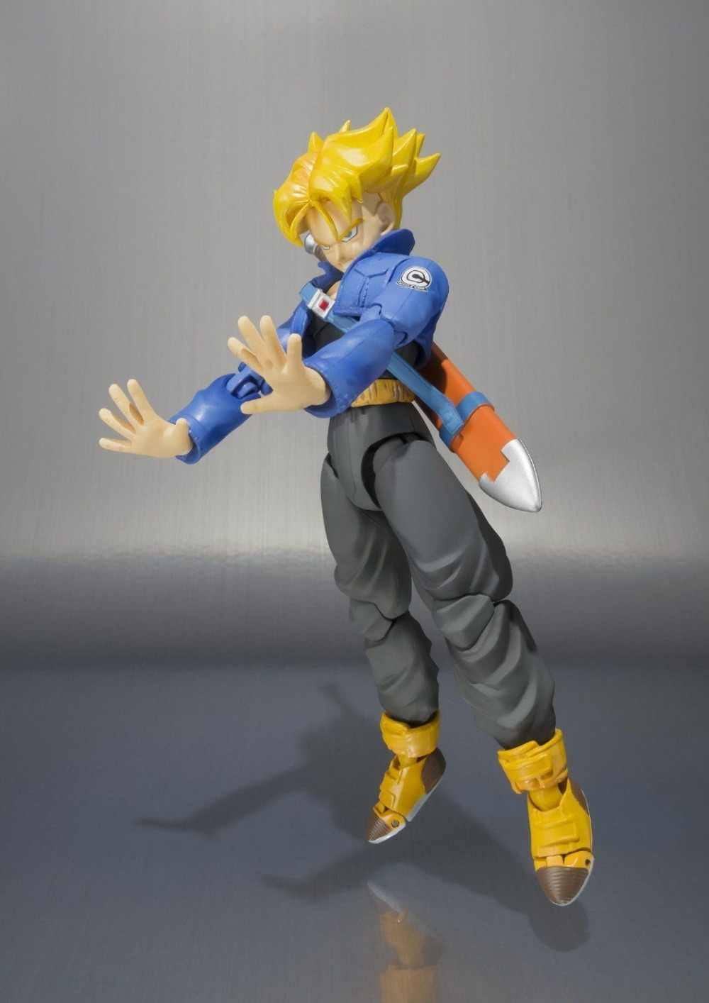 "100% Originele Bandai Tamashii Naties S.H.Figuarts (Shf) Action Figure - Trunks Premium Kleur Editie Van ""Dragon Ball Z"""