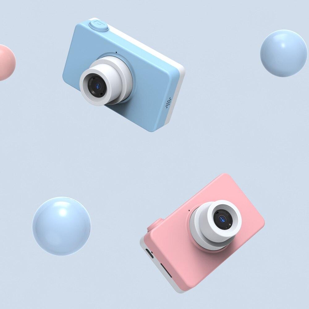 """Pflichtbewusst 2,0 """"lcd Screen Silikon Tier Mini Digital Video Kamera Schutzhülle Kid Cartoon Kamera Abdeckung Spielzeug Für Kinder Geschenke"""