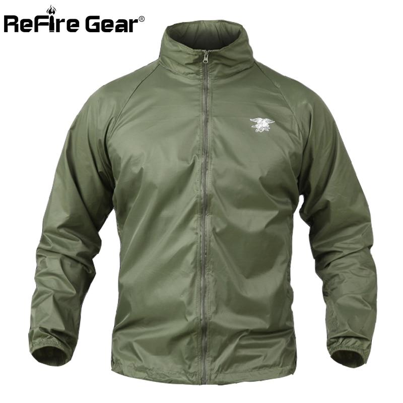 Popular Mens Lightweight Waterproof Jacket-Buy Cheap Mens ...